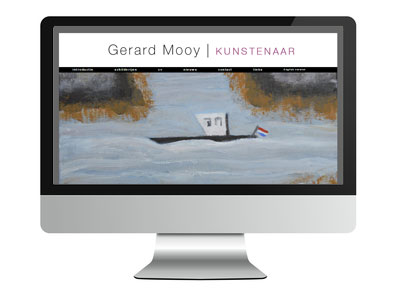 Gerard Mooy | Kunstenaar