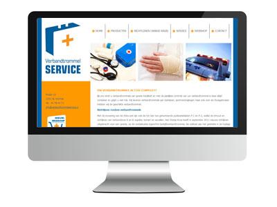 Verbandtrommelservice Webshop