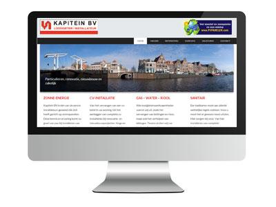 Kapitein BV Loodgieter-Installateur