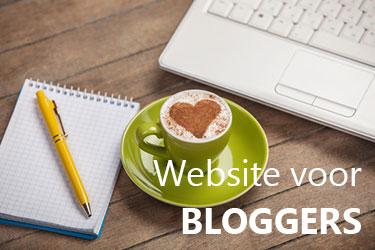 website bouwen voor blogger