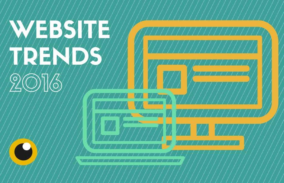 Websitetrends 2016