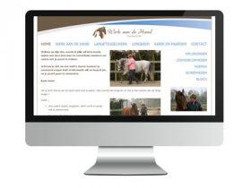 Werk aan de hand (paardentrainingen)