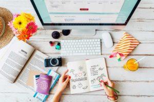 Contentmarketing Vakantieblogs