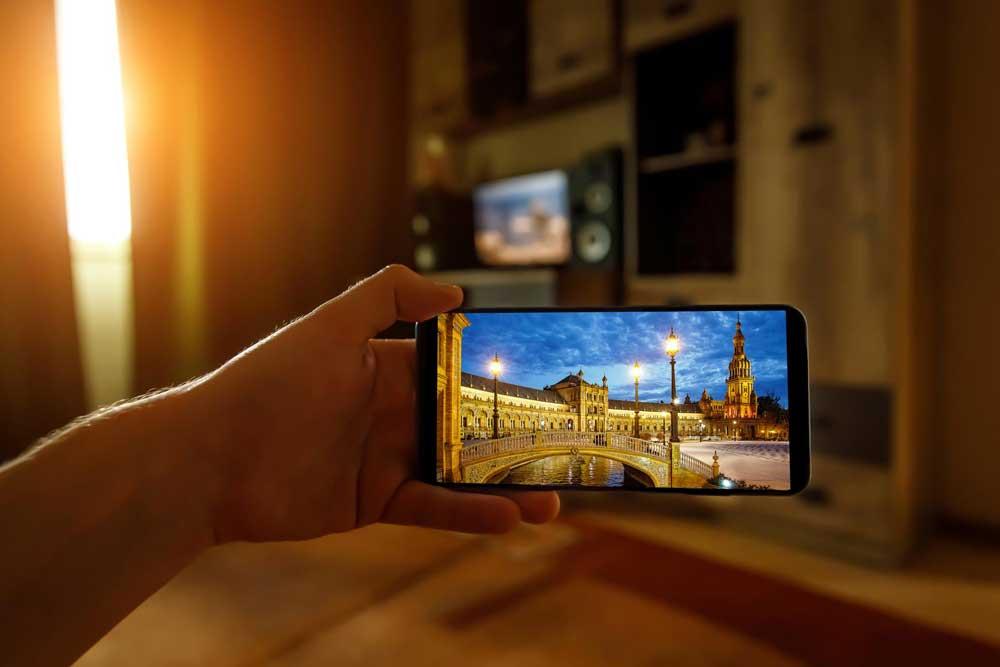 Vakantiemarketing: Foto's goed tonen op mobiele telefoons