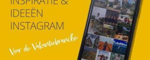 Tip 3 Vakantiemarketing   100 Ideeën & Inspiratie voor Instagram